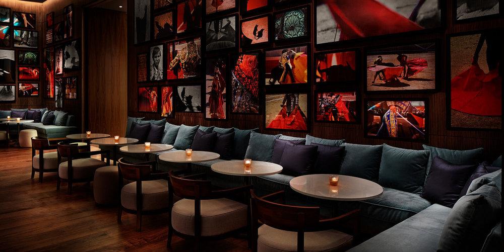 Matador Room Bar. Courtesy of the Miami Beach Edition.