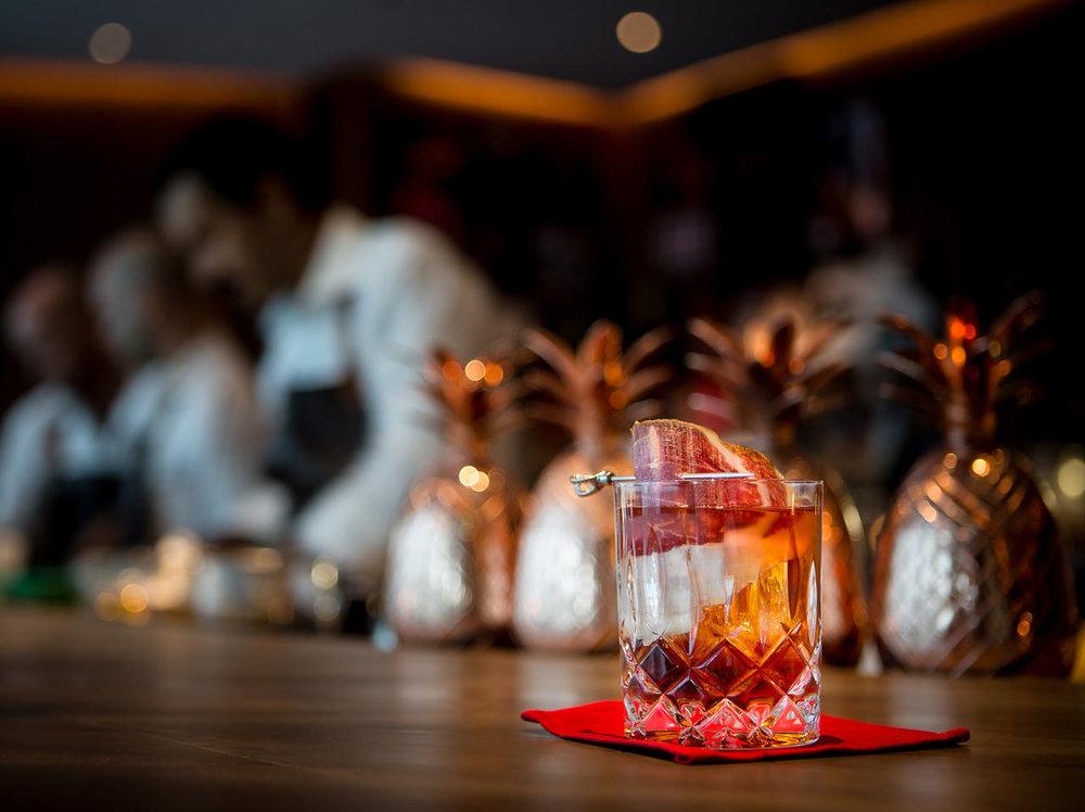 Matador Bar Cocktail. Courtesy of the Miami Beach Edition.