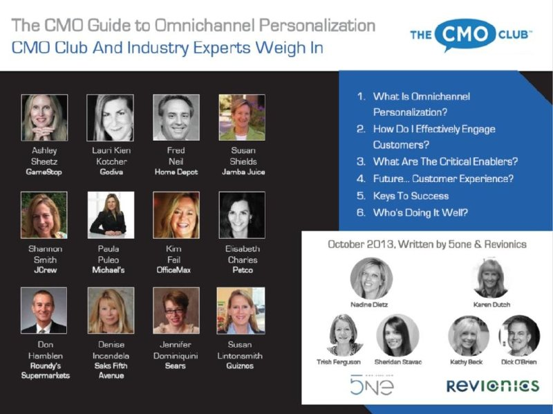 The CMO Solution Guide to Omnichannel Personalization