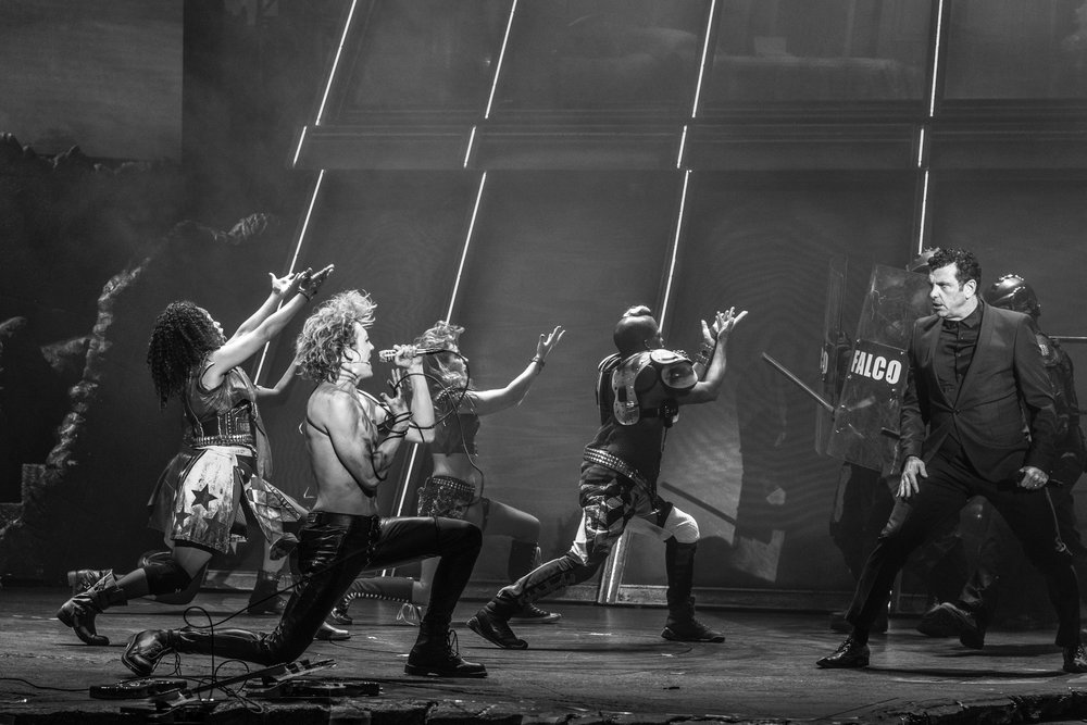 Bat Out of Hell 1st National Tour-  Ed Mirvish Theater