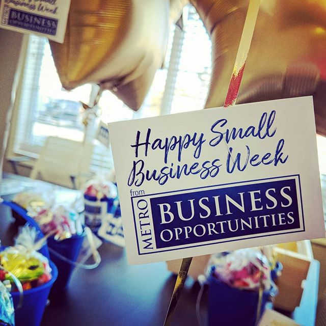 Last week was a bit of a marathon for #MBObusiness staff. We were a whirlwind of candy deliveries🍭🍬, #SocialEnterprise events, and more. So, please forgive us for the belated Small Business Week greetings! We're so proud to work with so many inspirational entrepreneurs and small business champions. Happy belated #SBW2018 everyone! 🤗❤️🥂🍻✨🎉🎈 #MBOC #Door2Opportunity #MBOsupport #SmallBusiness #SmallBiz  #SmallBusinessWeek #BDCsbw #StJohns #MountPearl #YYT #709 #NewfoundlandLabrador #startup #Entrepreneur #Entrepreneurship #ImpactAtlantic