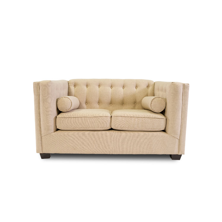 GRACE LOVESEAT - OATMEAL