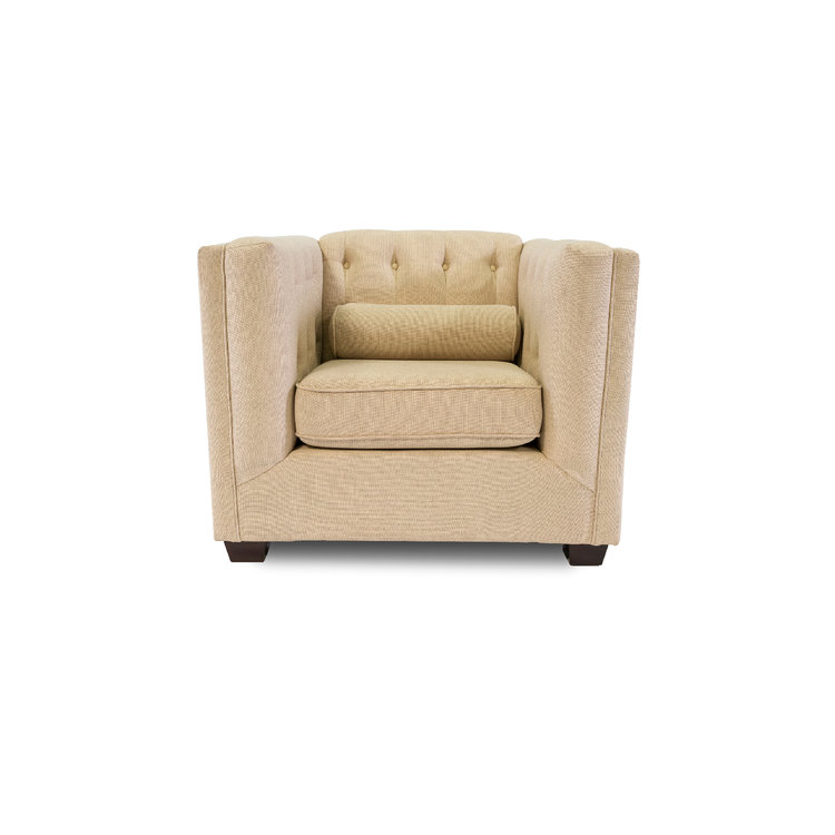 GRACE ARM CHAIR - OATMEAL
