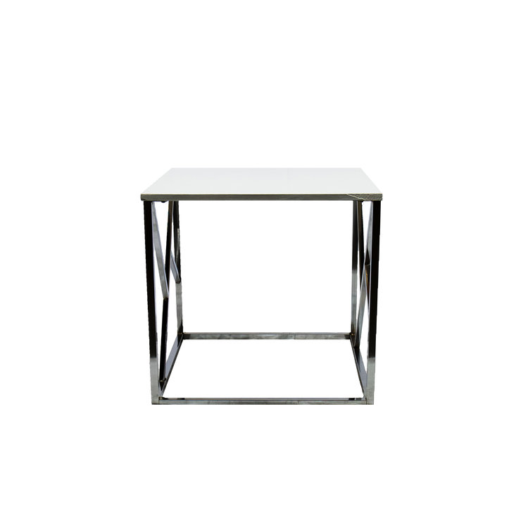 TIFFANY END TABLE
