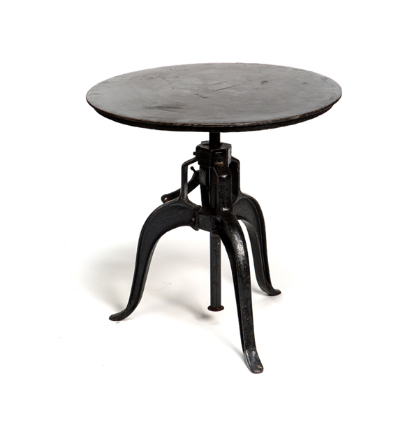 REV METAL BISTRO TABLE