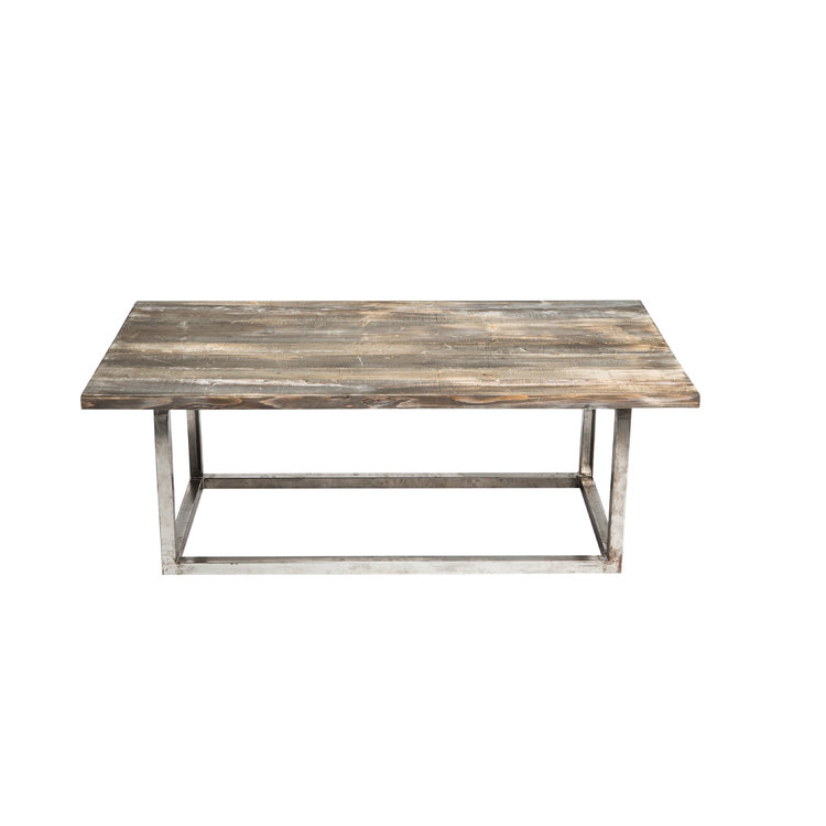 5' DRIFTWOOD COFFEE TABLE