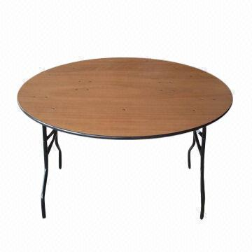 "66"" ROUND TABLE"