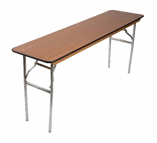 """6' X 18"""" CONFERENCE TABLE"""