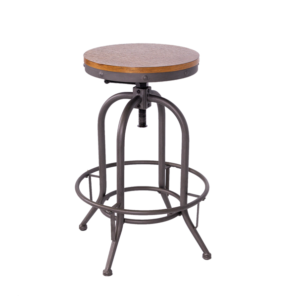 REV METAL BAR STOOL