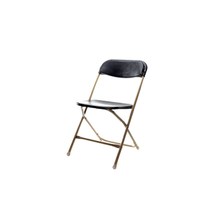 SAMSONITE CHAIR - BLACK