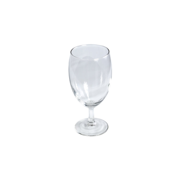 DIAMOND WATER GOBLET