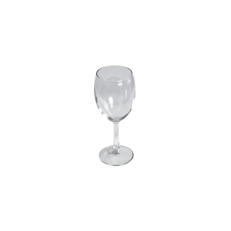 DIAMOND TALL WINE GLASS