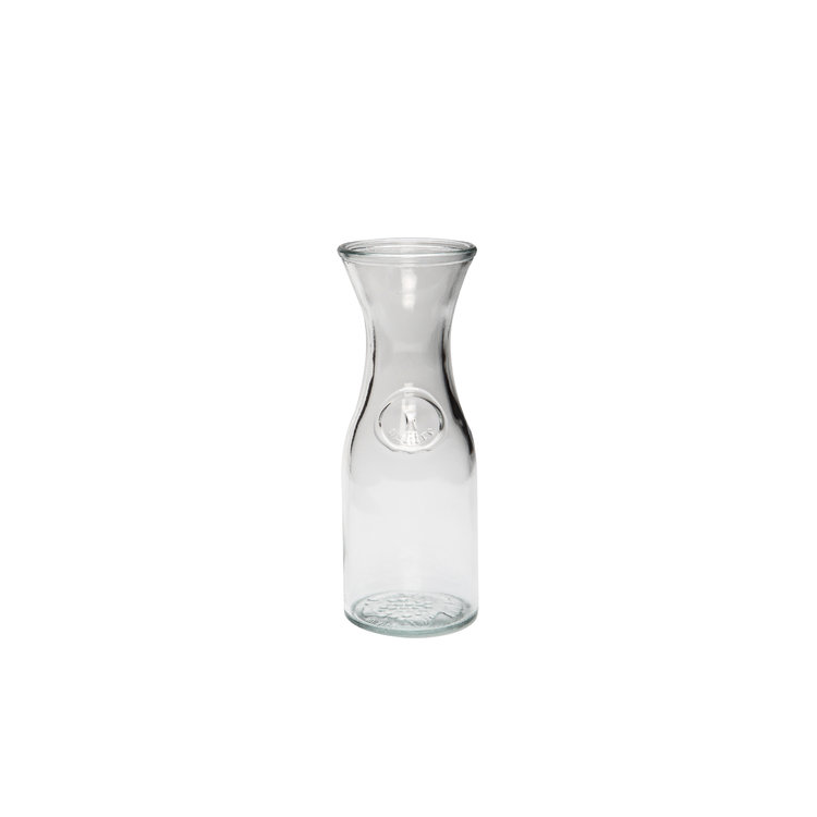 GLASS CARAFE 1L & 1/2L