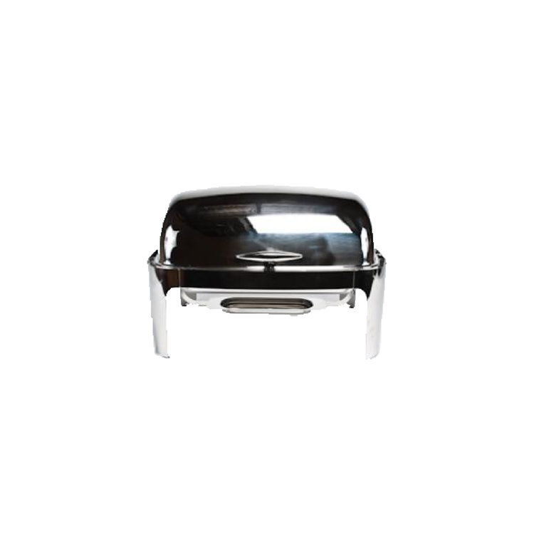 S/S 8 QT ROLL TOP CHAFER