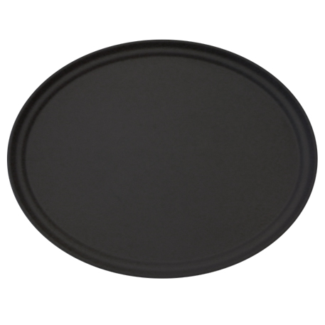 ACRYLIC TRAY BLACK 13 X 13