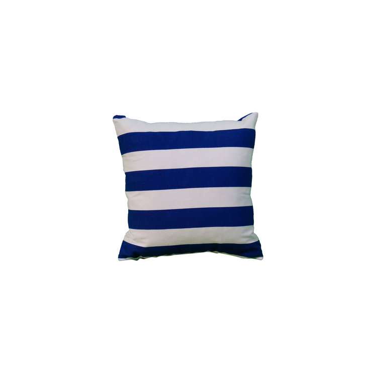 ROYAL BLUE/WHITE STRIPE