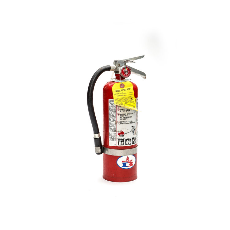 5LB ABC FIRE EXTINGUISHER