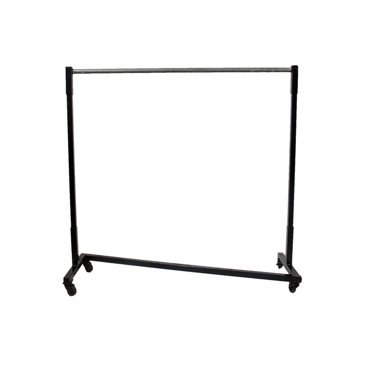 GARMENT RACK - BLACK