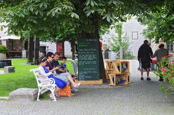 Ljubljana, Slovenia (2015)