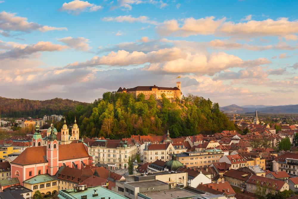 Ljubljana, Slovenia (City of Literature)