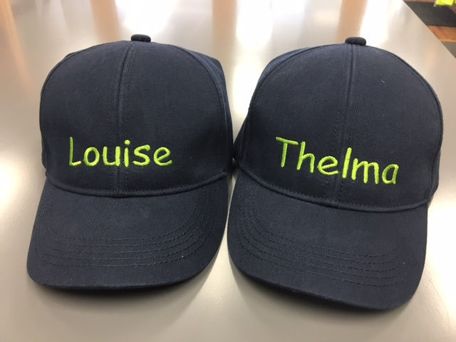 Thelma and Louise hats.JPG
