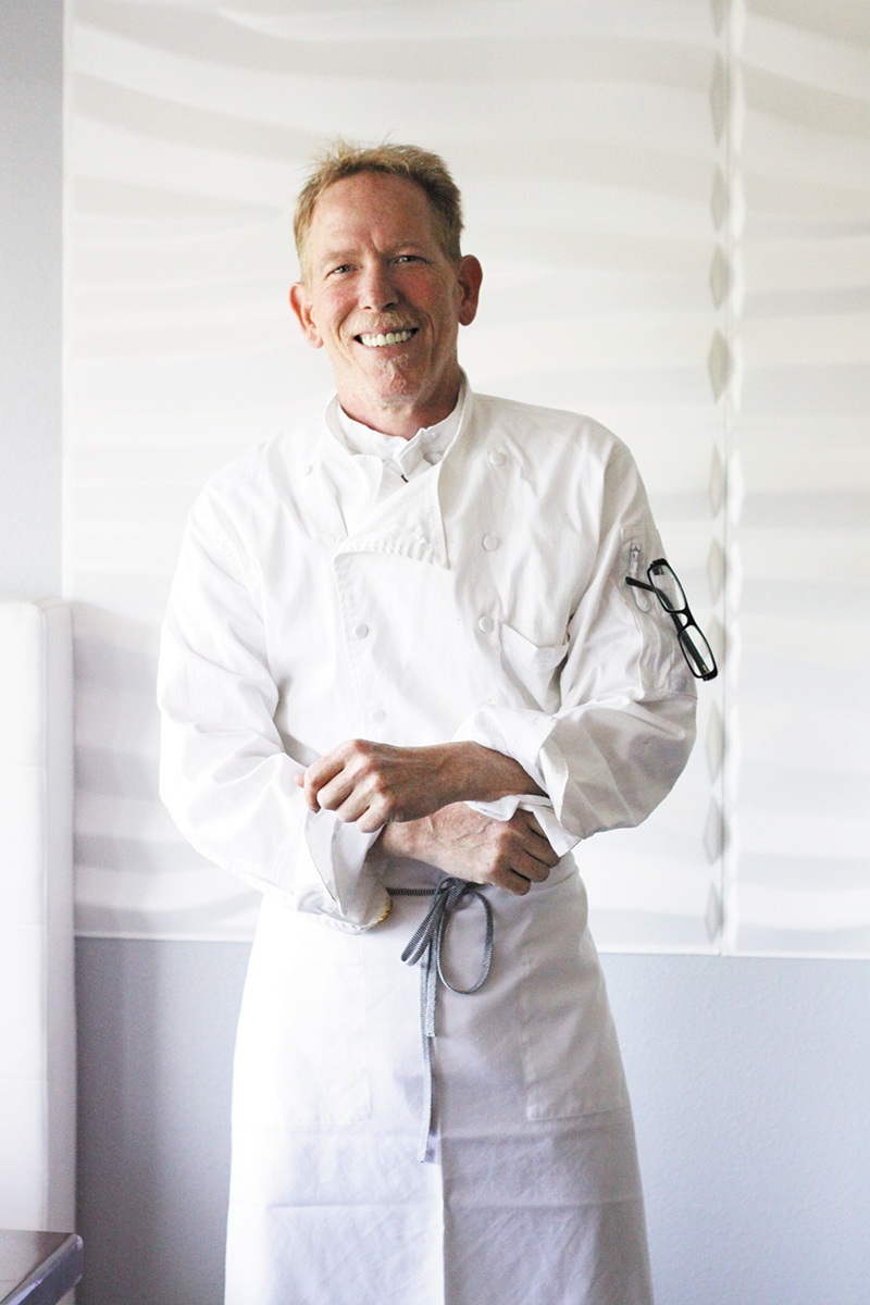 Sean Langan - Chef/Owner of Flavour Bistro
