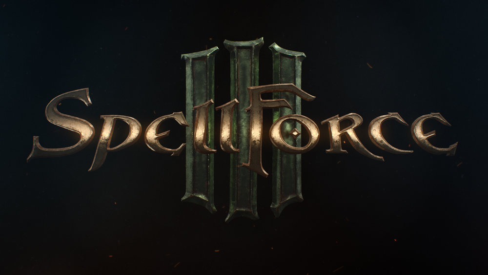Spellforce Logo Animation