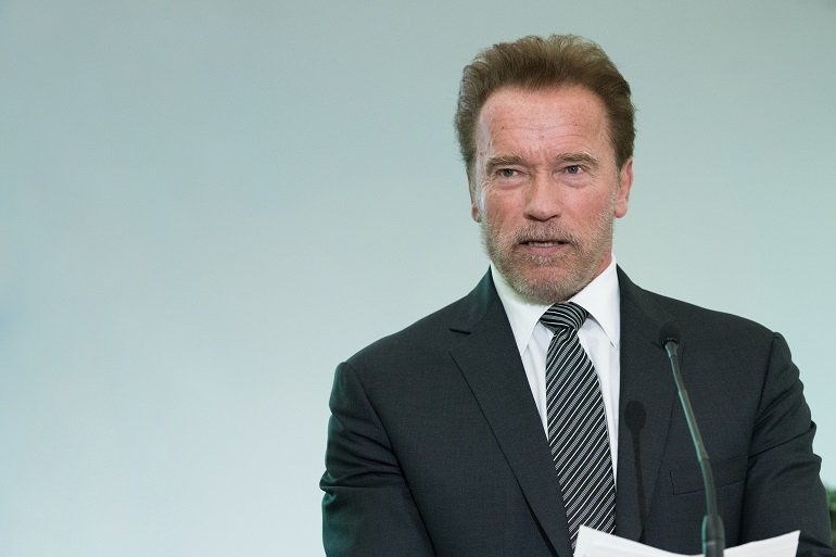 Arnold Schwarzenegger for New Way California