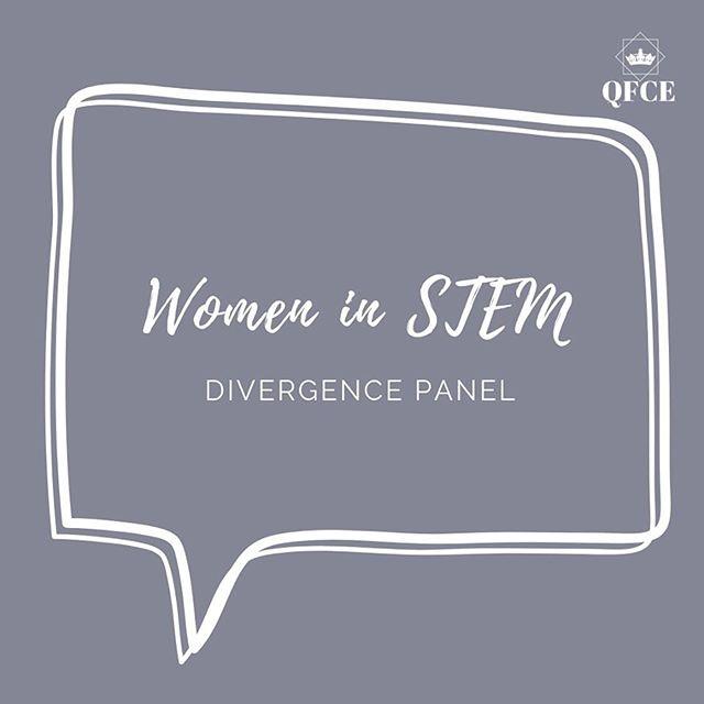 Meet our Women in Stem panel!!