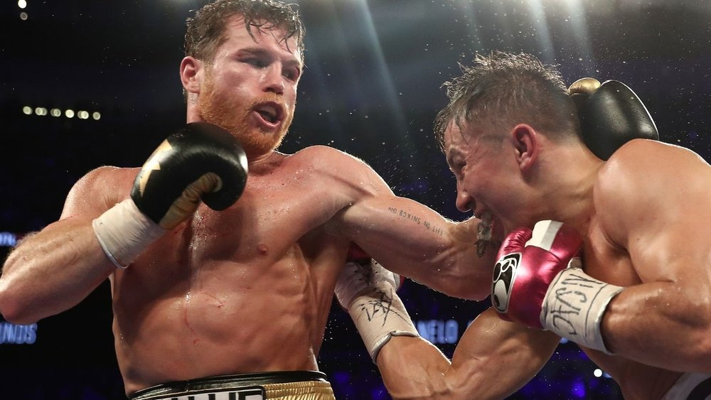 September 15, 2018: Middleweight World Champion, Canelo Alvarez, successfully defends his crown against Gennady Golovkin
