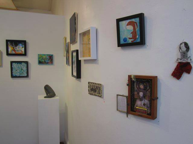 440 gallery small works show