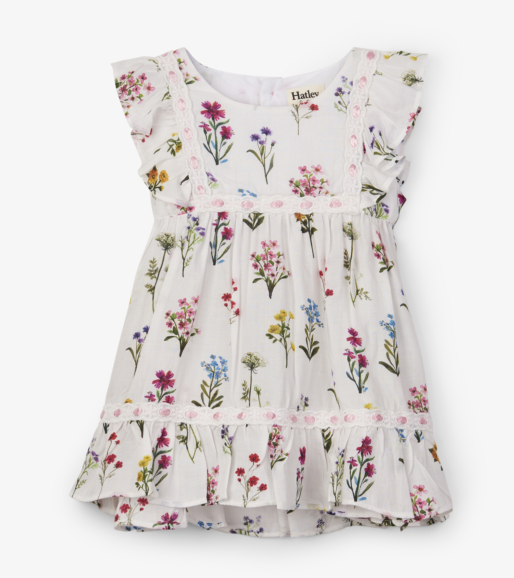 36dde5162 Enchanted Garden Baby Party Dress — Little Angel Boutiques