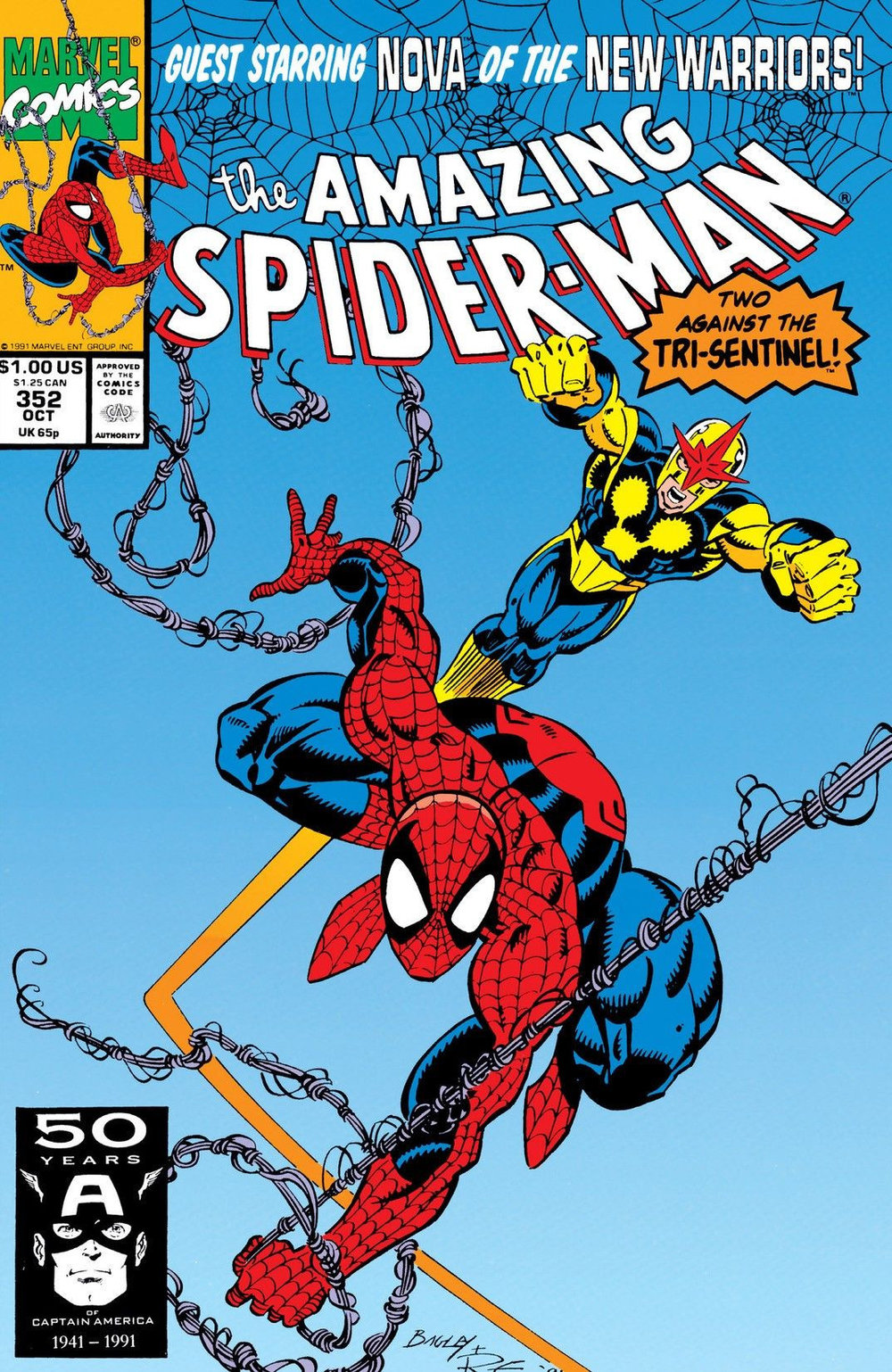 The Amazing Spider-Man 352