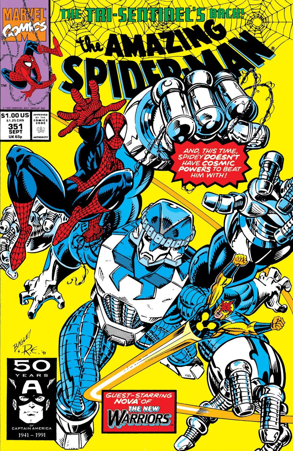 The Amazing Spider-Man 351