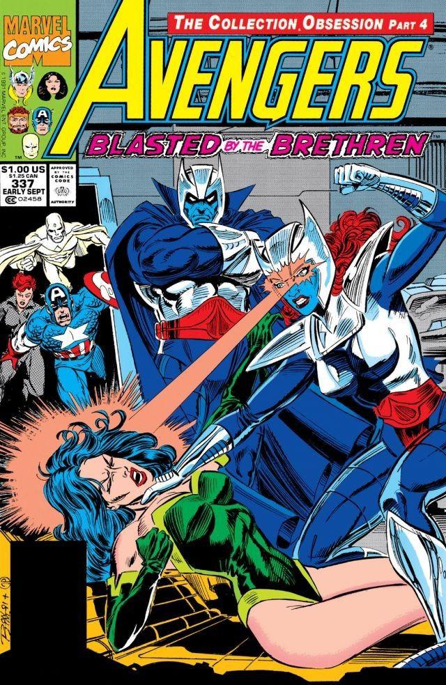 Avengers #337