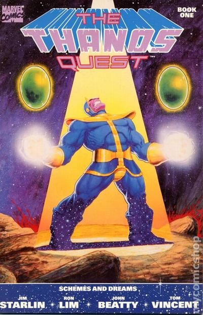 Limited Series: Thanos Quest