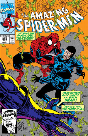 The Amazing Spider-Man 349