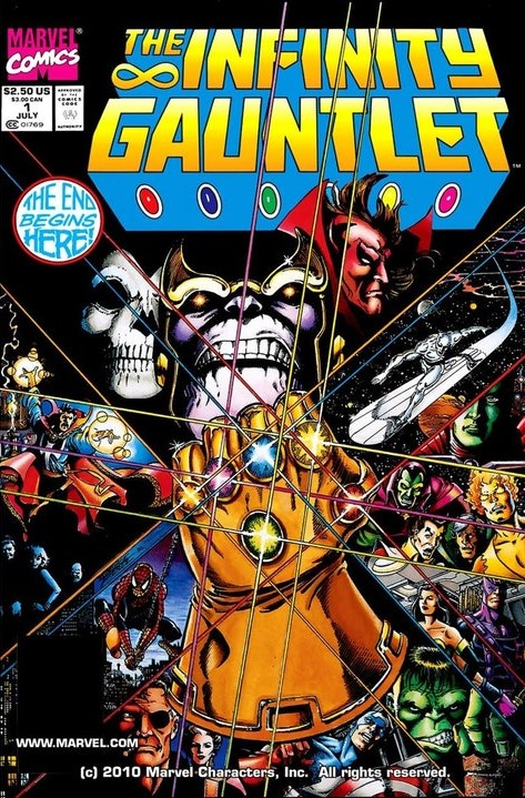 Limited Series: Infinity Gauntlet