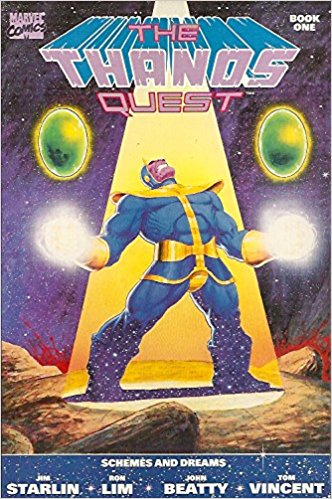 Limited Series: Thanos Quest - Thanos Quest #1-2