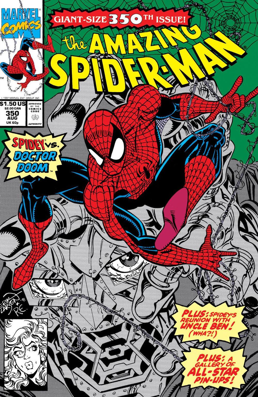 Spider-Man: Doom Service! - The Amazing Spider-Man #348-352