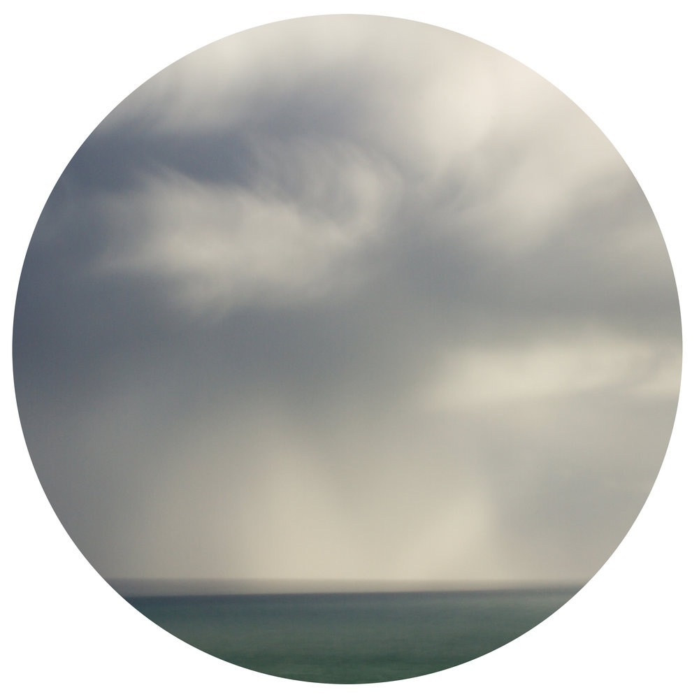 Where storm meets sea