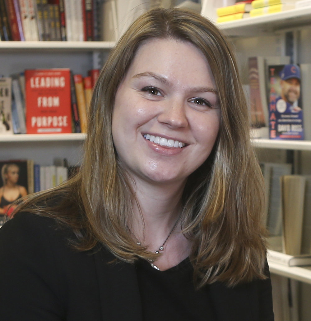 anna hall, Marketing & publicity assistant, hachette book group