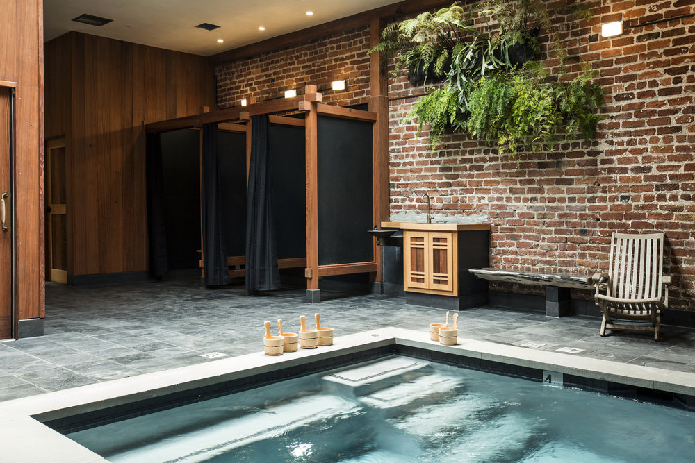 Onsen Bathhouse & Restaurant