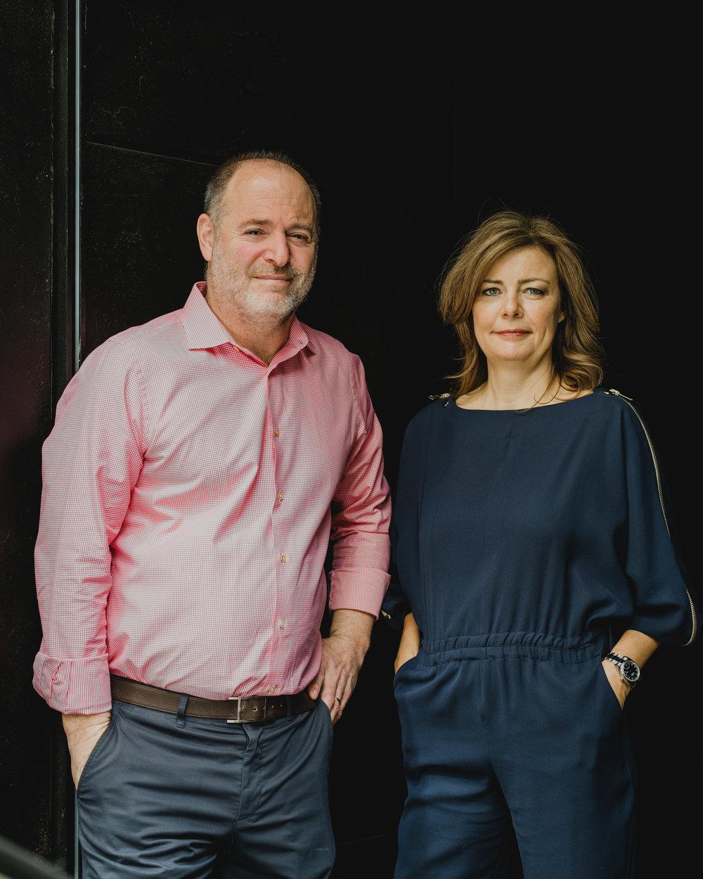 Michael & Lindsay Tusk