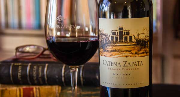 Catena Zapata Wine