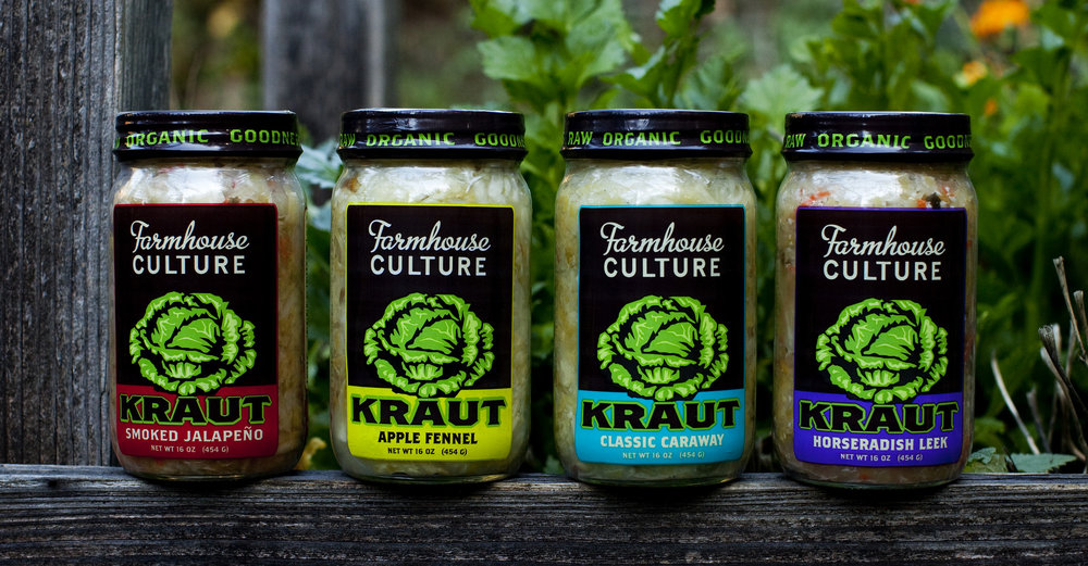 Farmhouse Culture Kraut