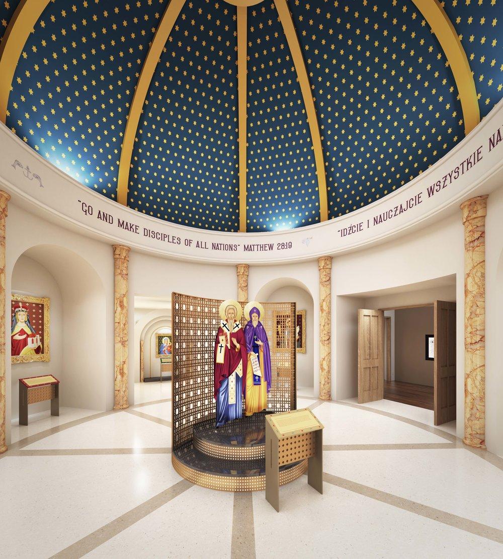 Rotunda of Polish Saints, etc. Area -Steve Harding Design(1).jpg