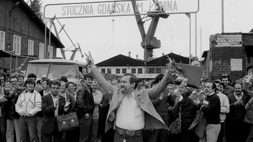 Poland Walesa's Past