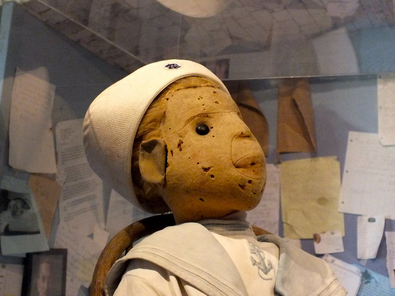 Robert the Doll… is actually spooky af