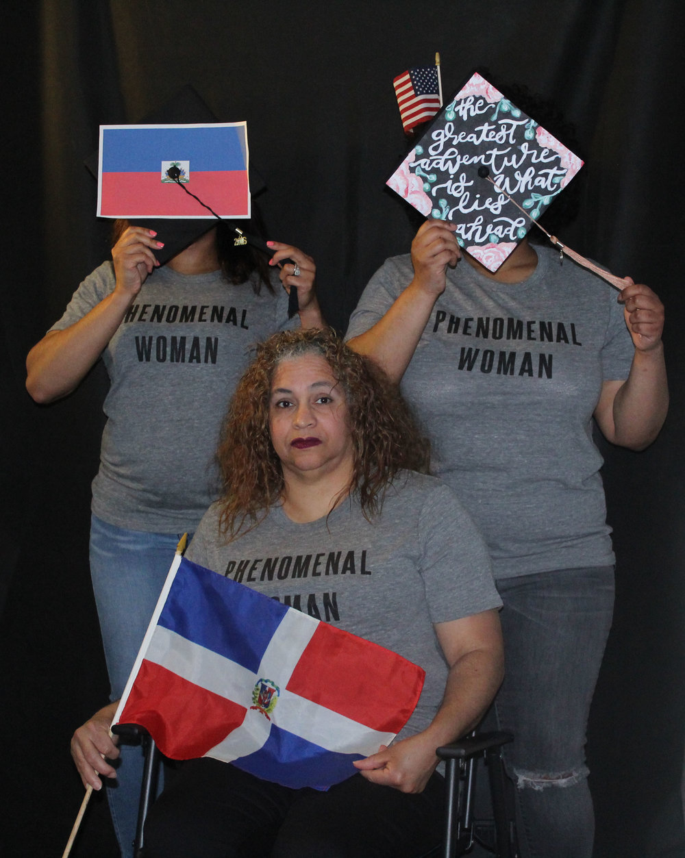 Dominican and Haitian Women - We celebrate our cultures, our strengths, our triumphs, our accomplishments, most of all our unity. We are family.